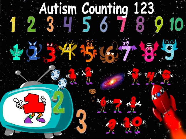 Autism Counting 123
