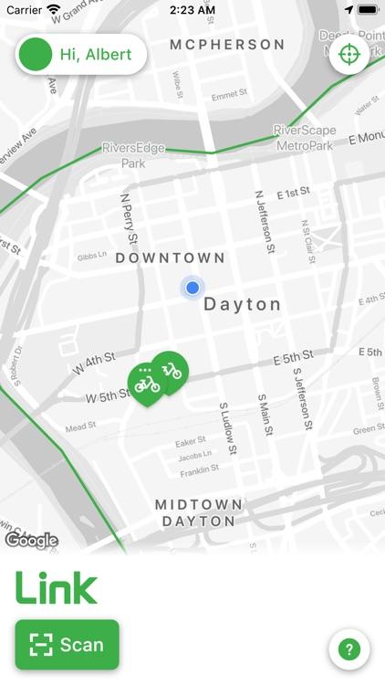Link Dayton Bike Share