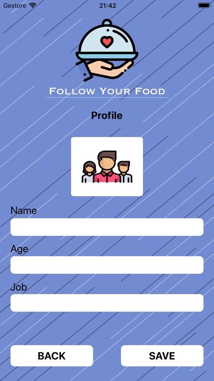Follow Your Food screenshot-3