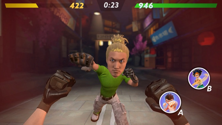 uFighter: 3D PvP Fighting Game screenshot-8