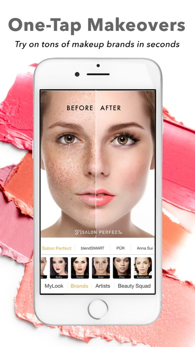 Perfect365 - Face Makeup Editor, Beauty Enhancer & Fashion