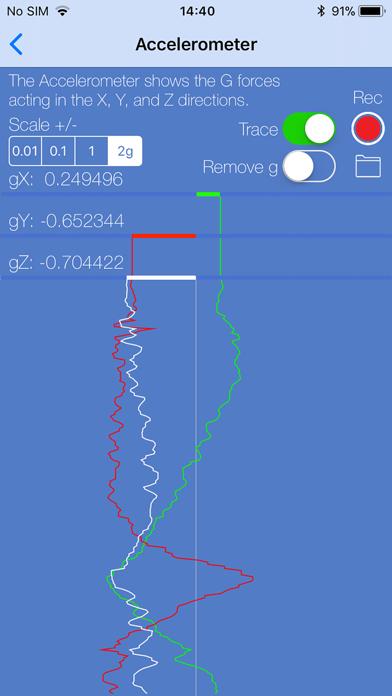 Sensor Play - Data Recorderのおすすめ画像2