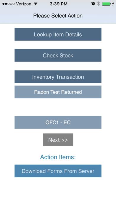 QR Inventory screenshot one
