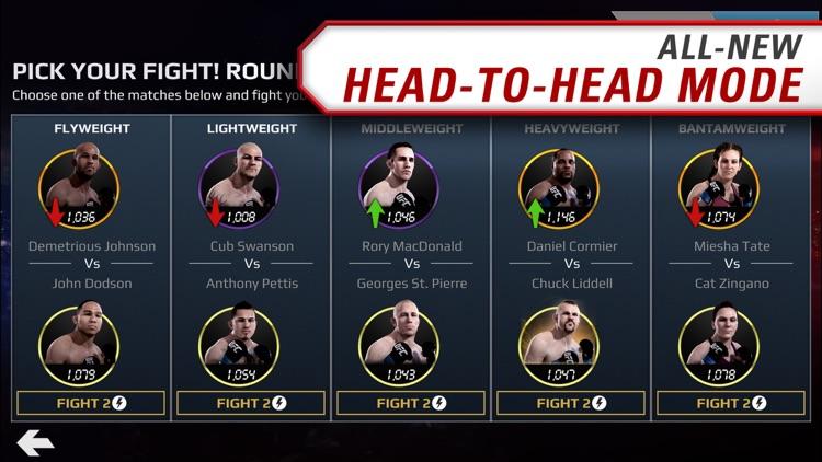 EA SPORTS™ UFC® screenshot-4