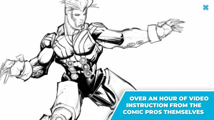 Comic Basics screenshot-3