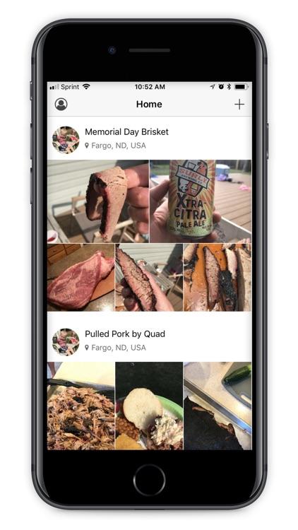 Cookout - A BBQ App
