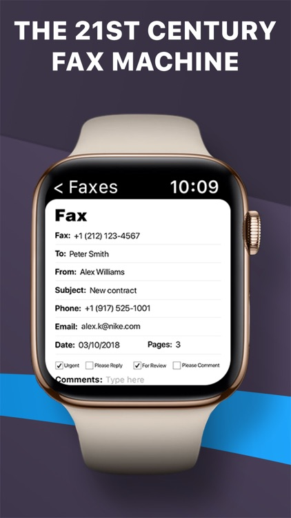 iFax App: Send Fax from iPhone screenshot-9