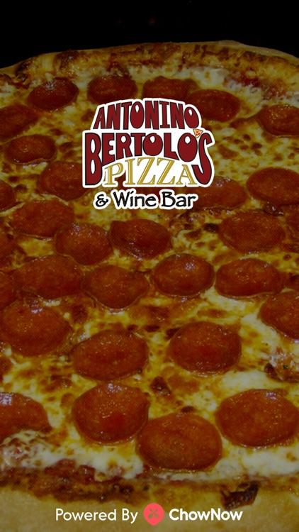 Antonino Bertolo's Pizza