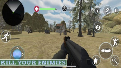 Rescue Border: Action Shooting screenshot 2