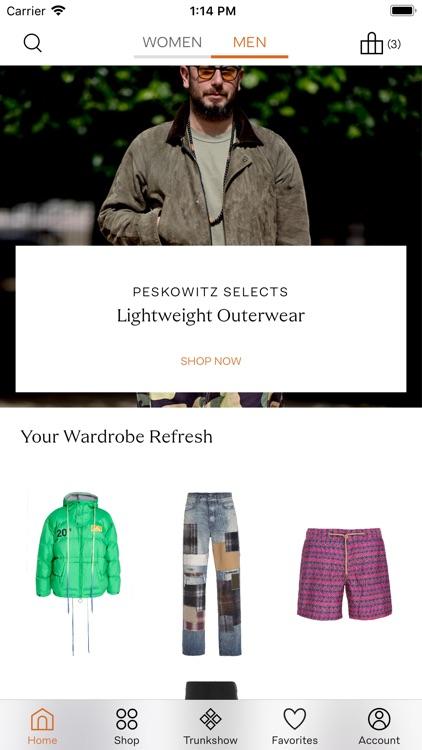 Moda Operandi | Luxury Fashion screenshot-3