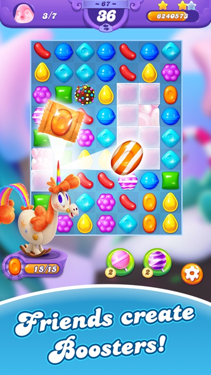 Candy Crush Friends Saga screenshot-3