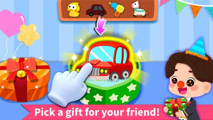 My Birthday Party -BabyBus screenshot-4