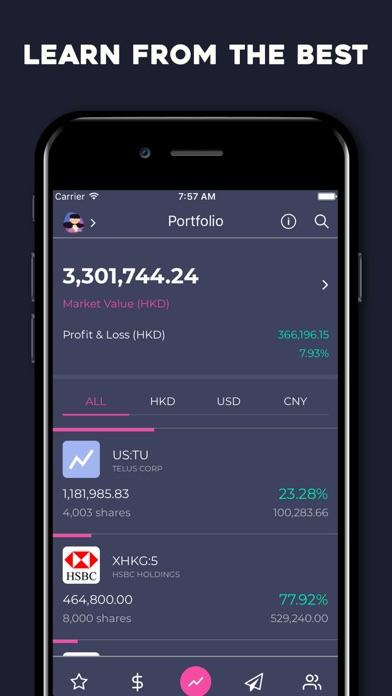 Screenshot #1 pour 8 Securities