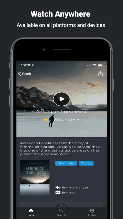 GuideDoc Curated documentaries