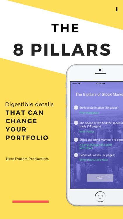 The 8 Pillars of Stock Market