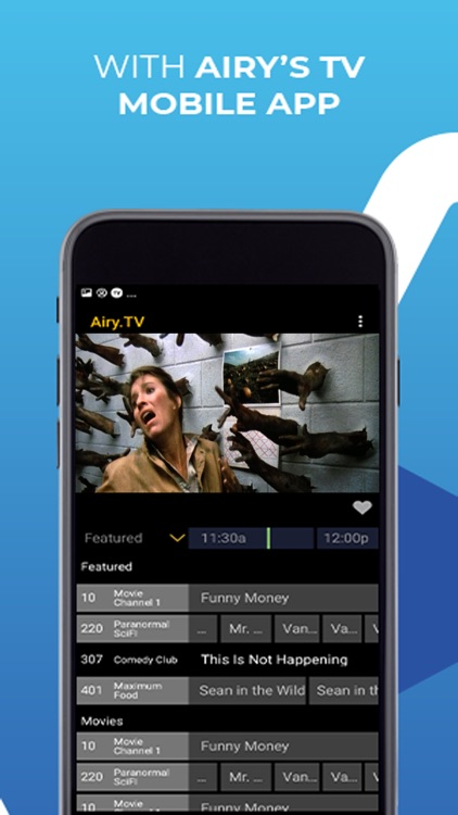 Airy TV & Live Movie Streaming screenshot-6