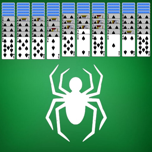 Spider Solitaire - card game