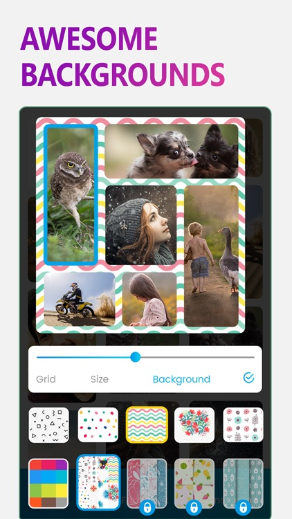 Photo Collage Maker - Mix Pics screenshot-5