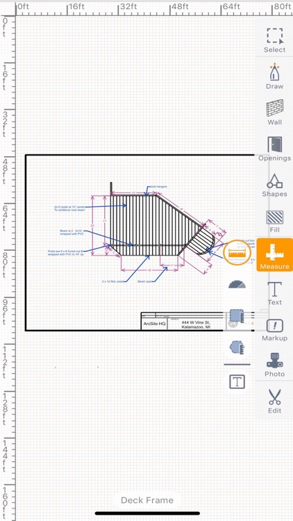 Design Interior - floor plan