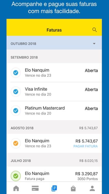 Ourocard - Cartão de crédito. screenshot-5