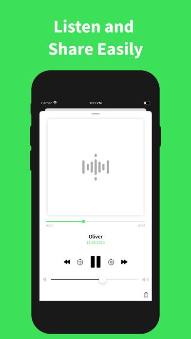 Call Recorder - Phone Call RecScreenshot of 3
