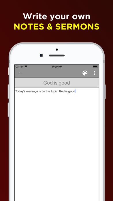 KJV Bible Offline - Audio KJVのおすすめ画像8