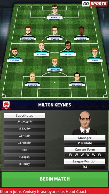 Club Soccer Director 2020 screenshot-3