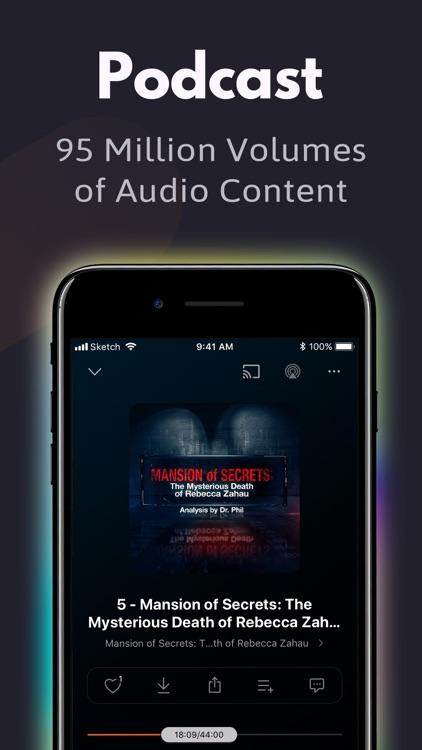 Podcast Player: Castbox