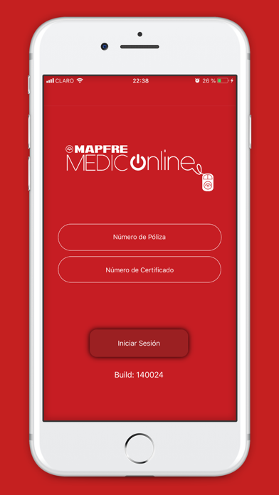 MAPFRE Medico Online screenshot three