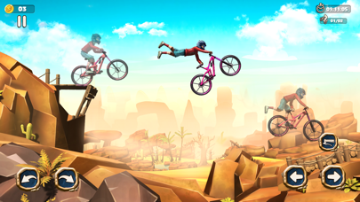 Dirt Bike Racing Stunts screenshot 6