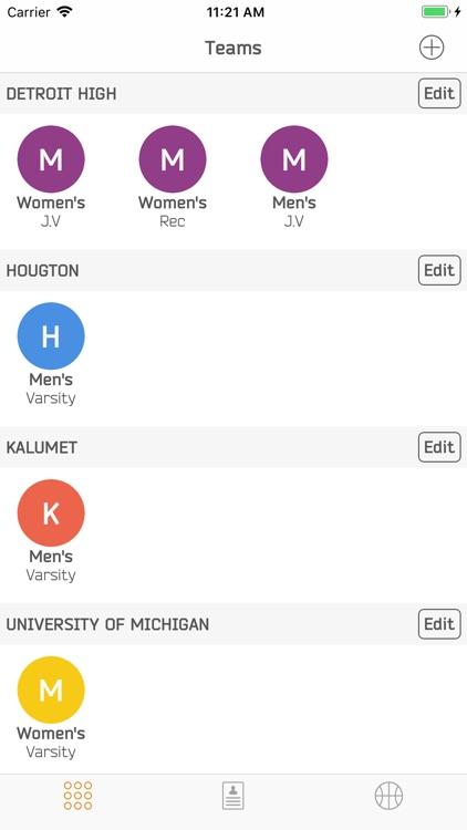 HoopMetrics   Basketball Stats screenshot-3