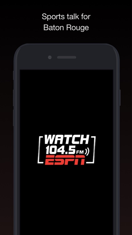 Watch 1045 ESPN screenshot-0