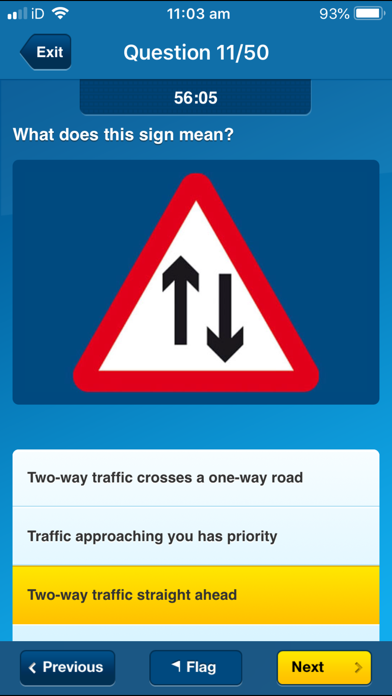 Screenshot for Official DVSA Theory Test Kit in Estonia App Store