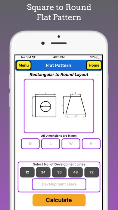 Flat Pattern Pro screenshot 9
