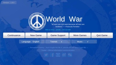 Screenshot of Guerra mondiale8