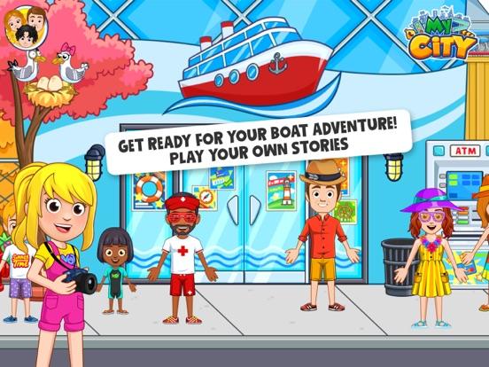 My City : Boat Adventures screenshot 6