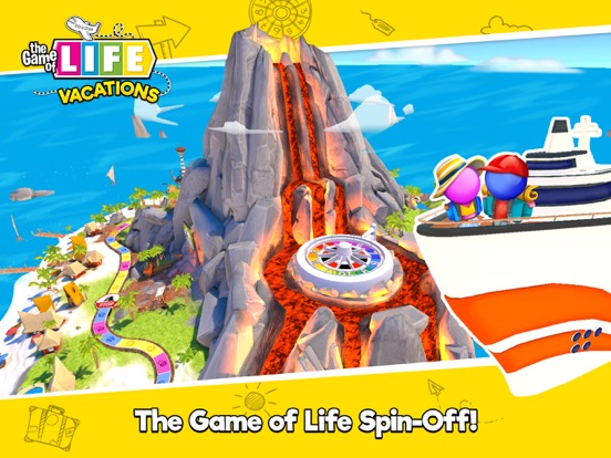 THE GAME OF LIFE Vacations screenshot 10
