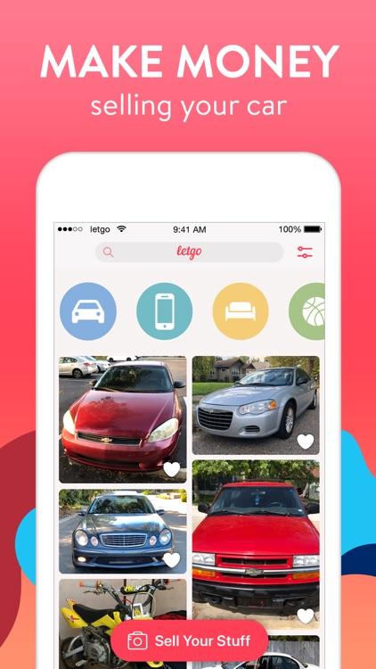 letgo: Buy & Sell Used Stuff screenshot-4