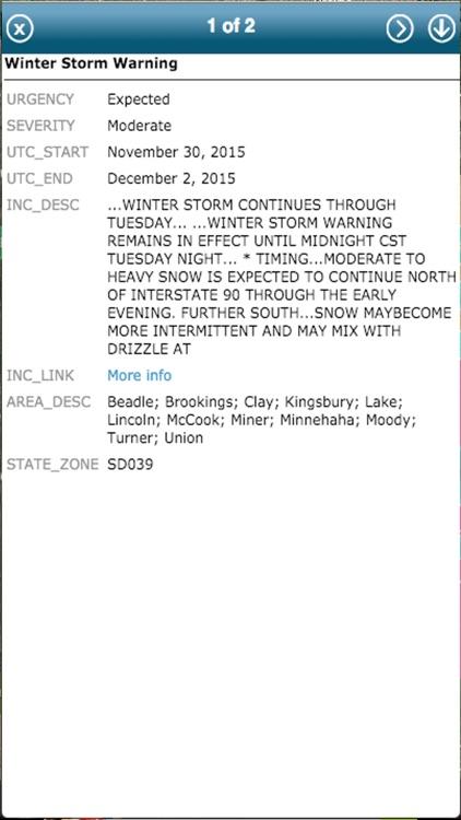Storm Tracker Professional screenshot-3