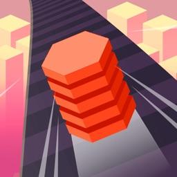 Color Stack - Hexa Run