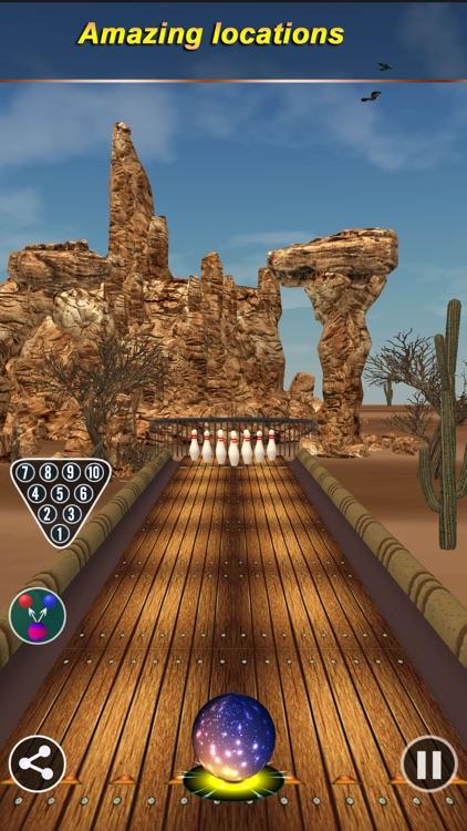 Amazing Bowling Paradise screenshot-4