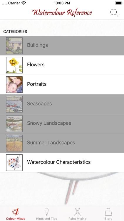 Watercolour Reference screenshot-0