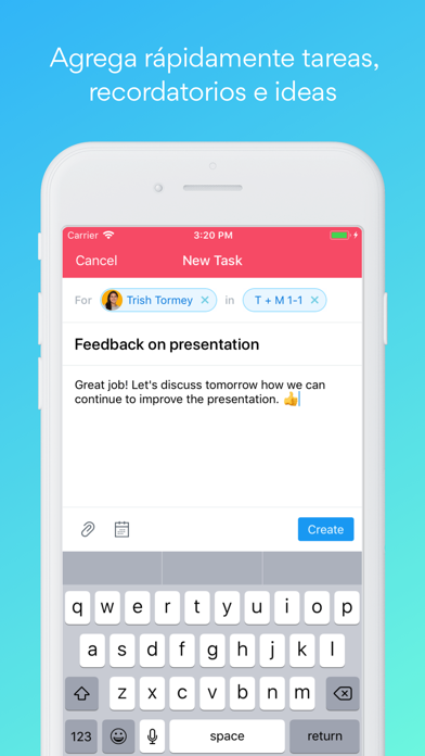 Screenshot for Asana: organiza tu trabajo in Ecuador App Store