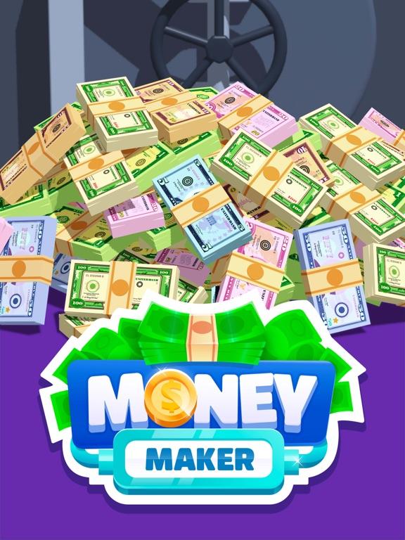 Money Maker 3D - Print Cash screenshot 11