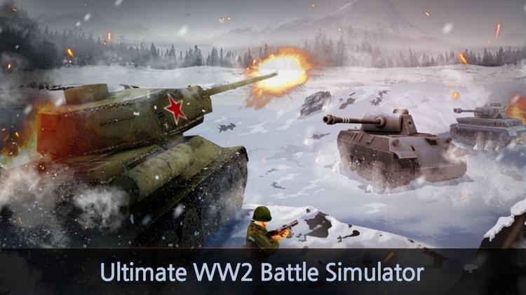 WW2 Battle Front Simulator screenshot-7