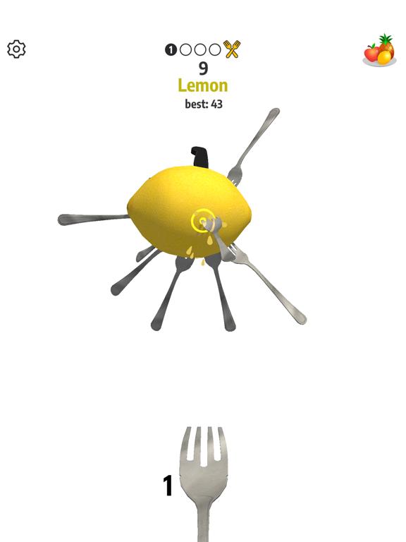 Fork The Fruit screenshot 1