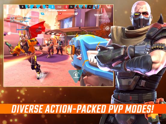 Shadowgun War Games screenshot 3