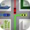 App Icon for Stad Rijden Verkeers Besturing App in Belgium IOS App Store