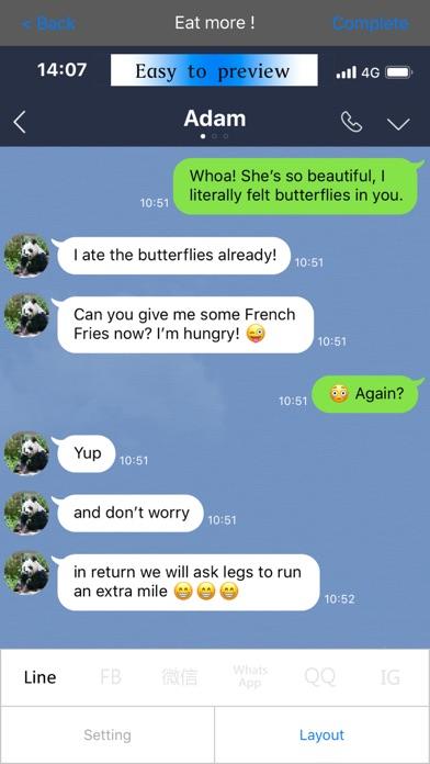 Dialog Maker PRO screenshot three
