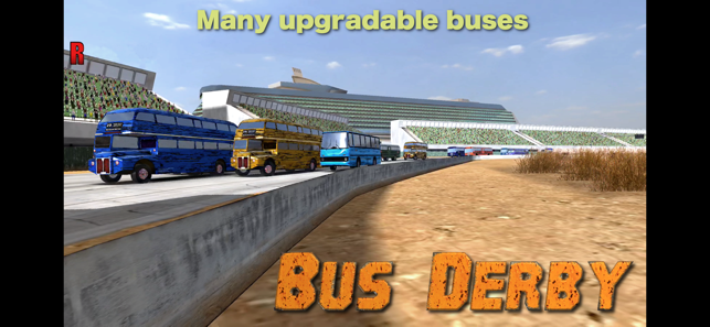 ‎Bus Derby Screenshot